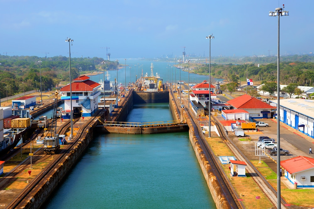 Many interesting facts about Panama stem from the Panama Canal (Shutterstock)