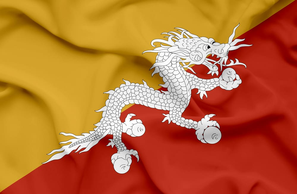 Dragons account for some interesting facts about Bhutan