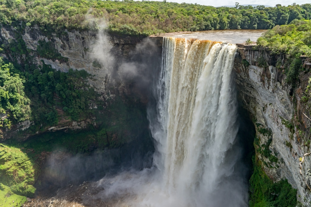 interesting facts about Guyana