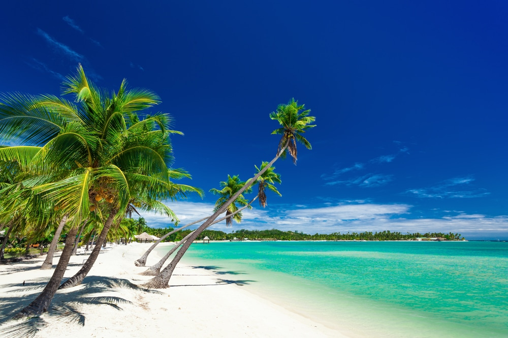 beautiful beaches facts about fiji