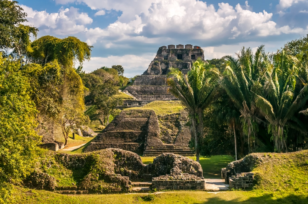 maya ruins interesting facts about Belize