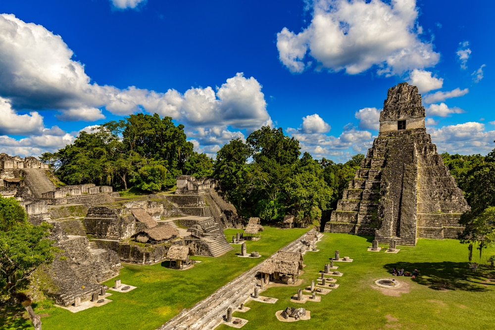 Several interesting facts about Guatemala originate from the Maya