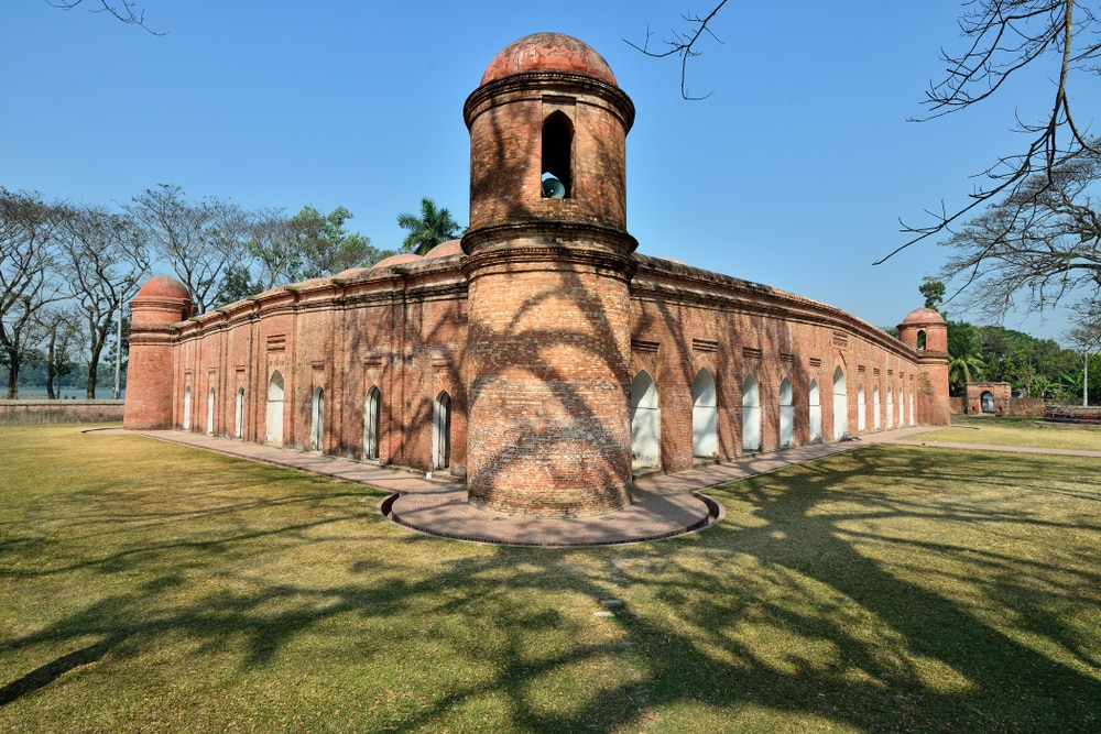 The Historic Mosque City of Bagerhat