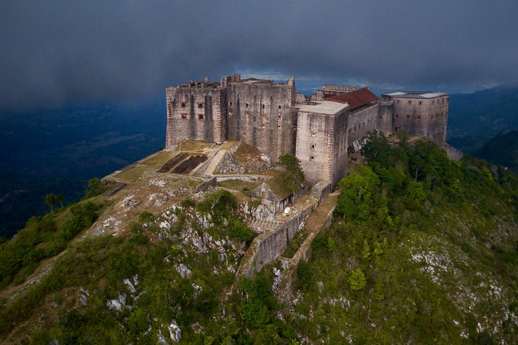 The Citadelle in Haiti