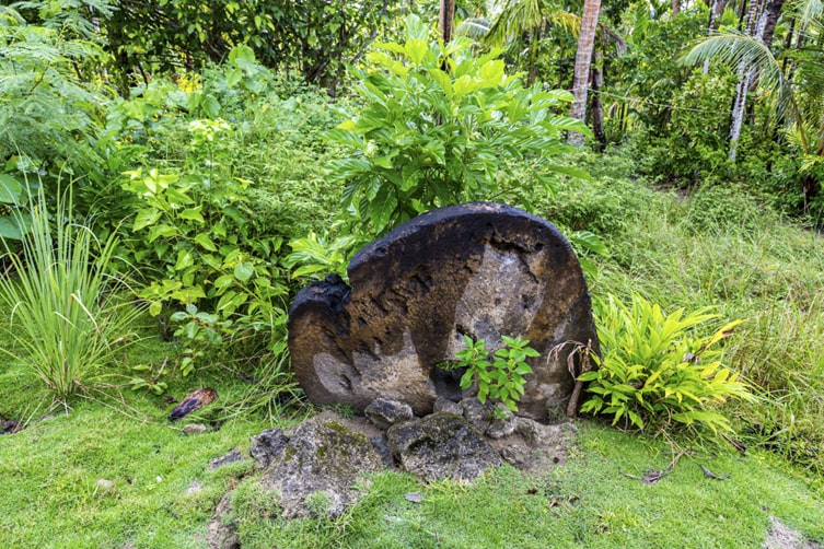 Interesting facts about Micronesia include its unusual giant stone currency