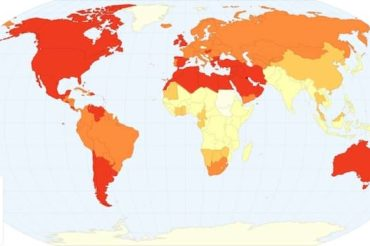 World's most obese countries – ranked