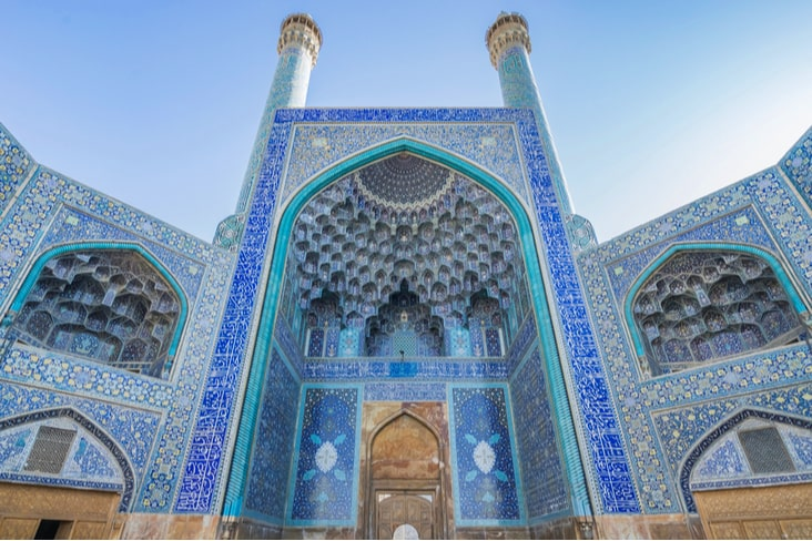 Masjed-e Jameh in Iran