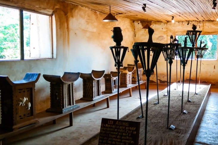 Several interesting facts about Benin stem from its history