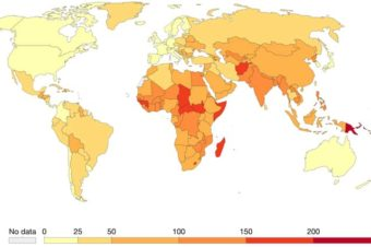 Worst countries for air pollution – ranked