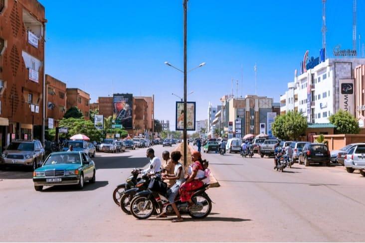 The capital city, Ouagadougou – one of 25 interesting facts about Burkino Faso