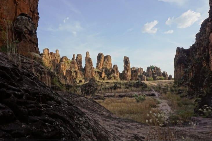 Sindou Peaks in Burkina Faso