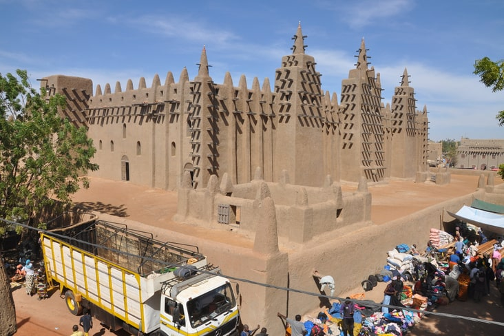 Mali's Great Mosque of Djenné