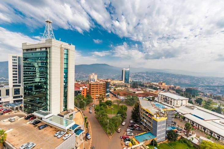 Rwanda's capital city Kigali