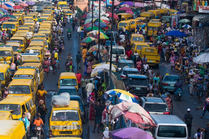 Interesting facts about Nigeria include its surging population