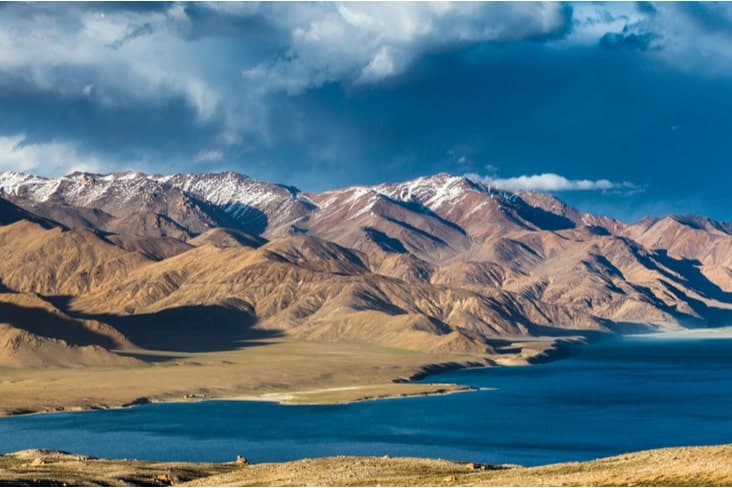 Interesting facts about Tajikistan include the stunning Pamir Mountains