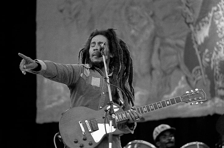 Several interesting facts about Jamaica feature musician Bob Marley