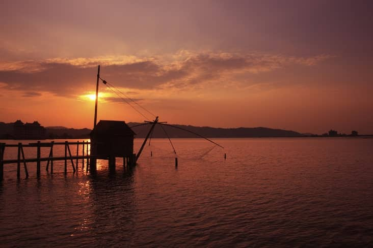 Interesting facts about Togo include the idyllic Lake Togo