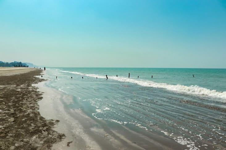 Cox's Bazaar beach