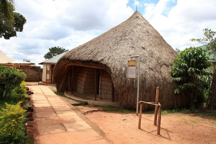 The Tombs of Buganda Kings at Kasubi
