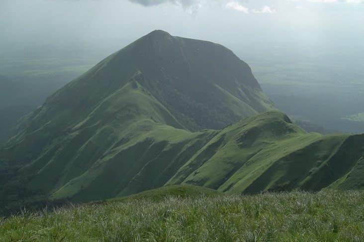Mount Nimba in Ivory Coast and Guinea