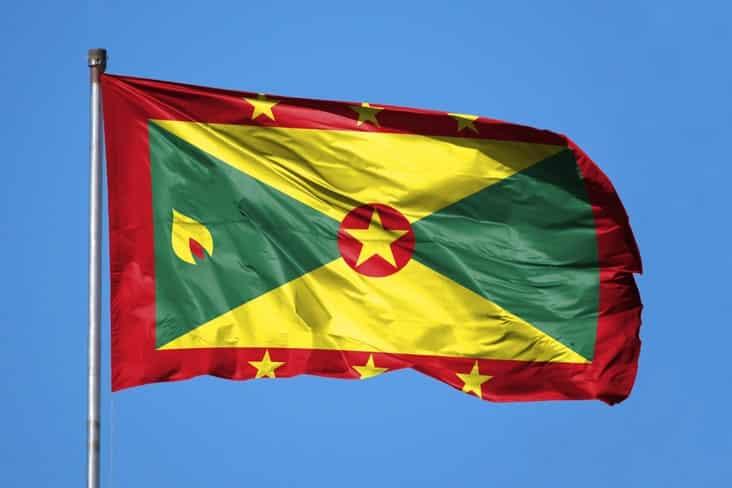 Grenada's flag