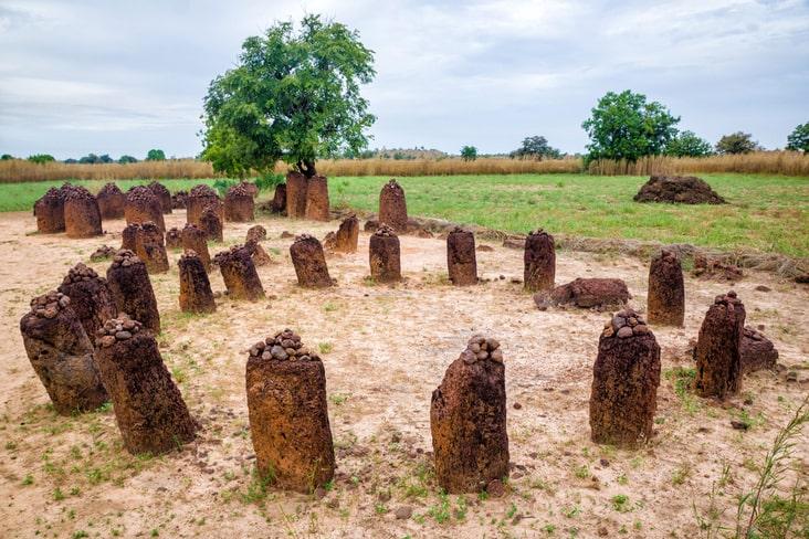 The Stone Circles of Senegambia