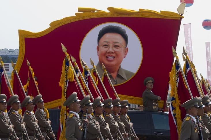 Interesting facts about North Korea include its military