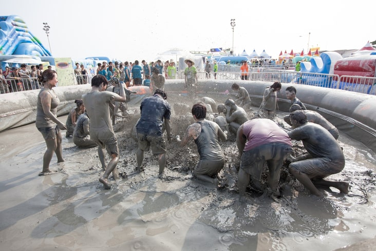 The Boryeong Mud Festival