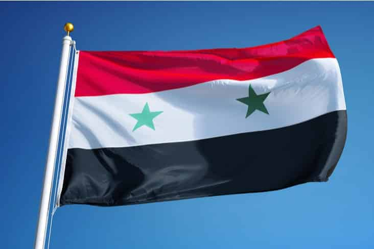 Syria's flag