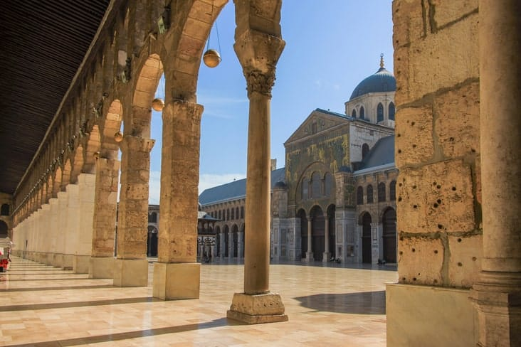 Interesting facts about Syria include its ancient history (Shutterstock)